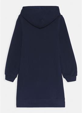 HOOD DRESS - платье