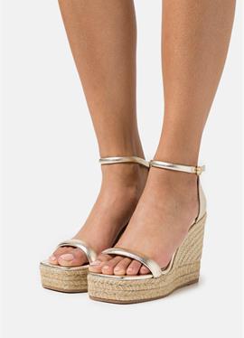 NUDIST WEDGE - сандалии