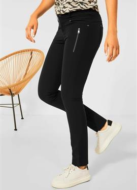 Зауженный крой - брюки