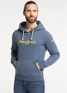 BÜSUM - пуловер с капюшоном