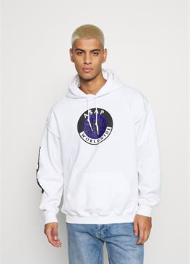 WORLDWIDE GLOBE толстовка - пуловер с капюшоном