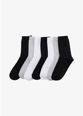 7 PACK - носки