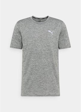 RUN FAVORITE HEATHER TEE - футболка basic