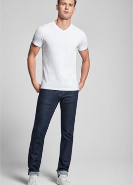 2 шт. MODAL COTTON STRETCH - футболка basic