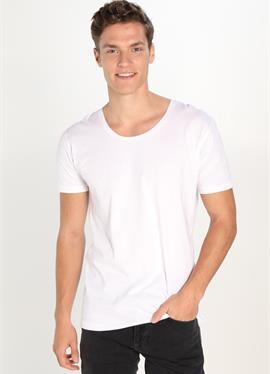 BASIC FIT O-NECK - футболка basic