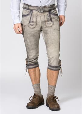JOHANN - кожаные брюки