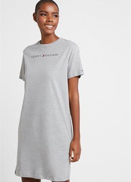 DRESS HALF SLEEVE - ночная рубашка