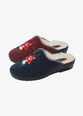 2 PACK - туфли для дома