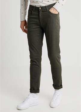 BASIC STRETCH - джинсы зауженный крой