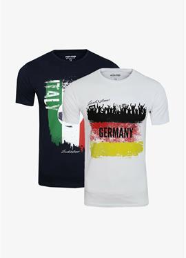 2 PACK - футболка print