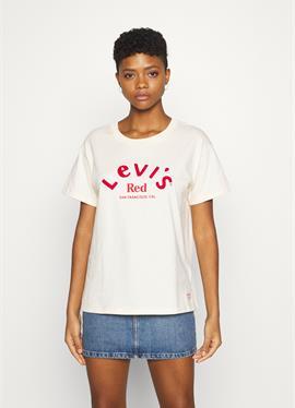 BOYFRIEND TEE - футболка print