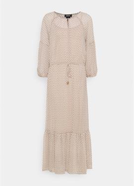 PEASANT DRESS - макси-платье