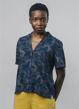 BEM - блузка рубашечного покроя