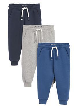 3 PACK - спортивные брюки