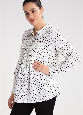 HAPPY - блузка рубашечного покроя