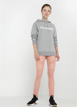 GO LOGO толстовка WOMAN - пуловер с капюшоном