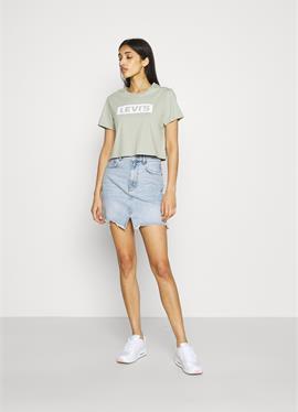 CROPPED JORDIE TEE - футболка print