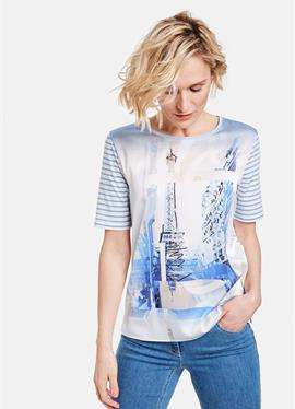 С MUSTERMIX - футболка print