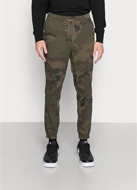 JJBOB FOREST NIGHT CAMO - спортивные брюки