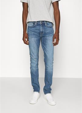 L'HOMME - джинсы зауженный крой