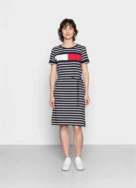 ABO REGULAR футболка DRESS - платье из джерси