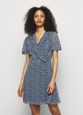 PRINTED GEORGETTE DRESS - платье