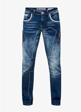 HURLEY - джинсы зауженный крой