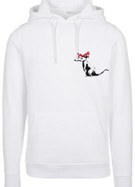 RAT - пуловер с капюшоном