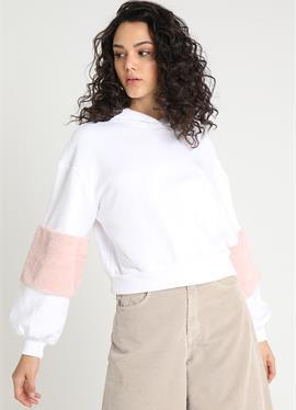 LADIES BALLON SLEEVE HOODY - пуловер с капюшоном