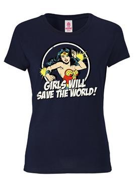 WONDER WOMAN - футболка print