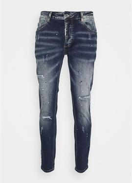 LENTINI - джинсы зауженный крой