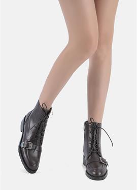 PORTAL - полусапожки на шнуровке