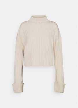 CROPPED TURTLE NECK - кофта
