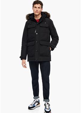 С CARGOTASCHEN - зимняя куртка