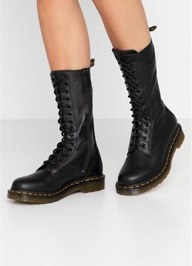 VIRGINIA - сапоги со шнуровкой
