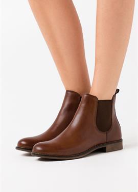 LEATHER - Ankle ботинки
