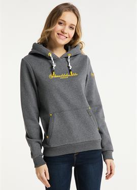 USEDOM - пуловер с капюшоном
