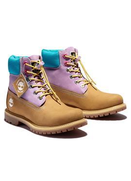 6 INCH PREMIUM ботинки L/F - сапоги со шнуровкой