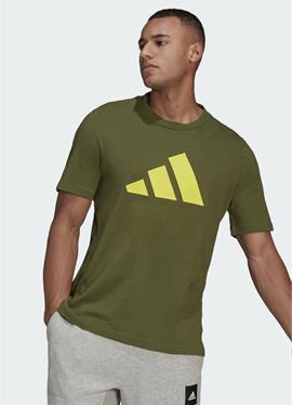 BADGE OF SPORT - футболка print