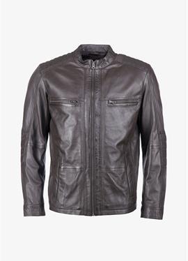 FABIANO - кожаная куртка