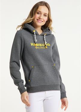 HAMBURG - пуловер с капюшоном