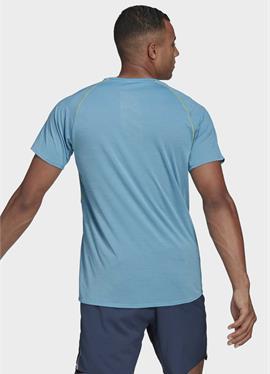 SUPERNOVA PRIMEGREEN RUNNING шорты SLEEVE TEE - футболка basic