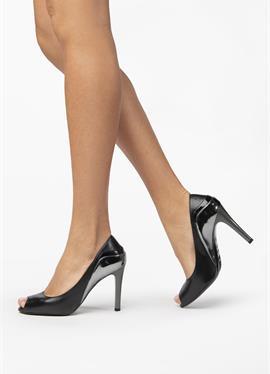 E011050DE - туфли с открытым носком