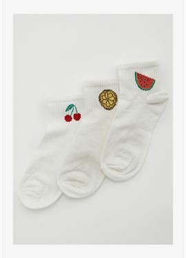 3 PACK - носки