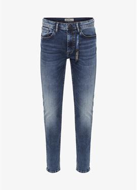 NOOS - джинсы зауженный крой