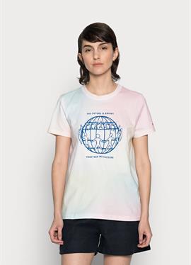 ONE PLANET REGULAR TEE - футболка print