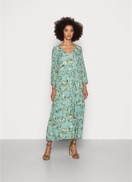 DRESS LONG PRINTED - платье