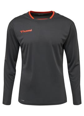 HMLAUTHENTIC - футболка с длинным рукавом
