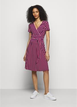PRINTED MATTE DRESS - платье из джерси