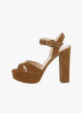 LANA - сандалии на высоком каблуке